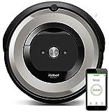 iRobot Roomba e5154 - Robot Aspirador Óptimo Mascotas, Succión 5 Veces...