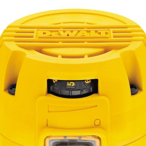 DeWalt D26200 1/4in Compact Fixed Base Router 230 Volt DEWD26200