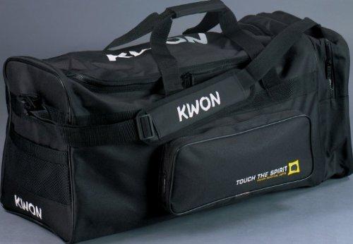 KWON TTS Training Tasche Large, Schwarz, Außenmaße: 65 x 32 x 32cm