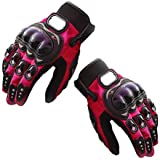 PU Leather Motorcycle Gloves L Size to save Hand