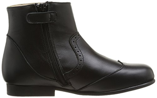 Start Rite Jodie, Bottines fille Noir (Black Leather)