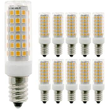 MENTA E14 bombilla LED 9W, equivalente a 75 W, 750LM, Blanco Cálido 3000K