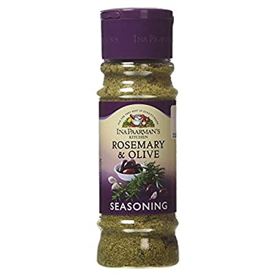 Ina Paarman Rosemary and Olive Seasoning, 200ml by Paarmans Foods