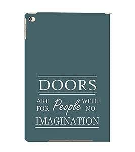 EPICCASE Imagination Mobile Back Case Cover For Apple Ipad Air (Designer Case)