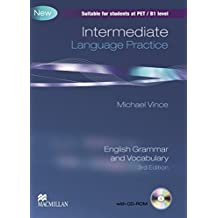 Intermediate Language Practice. Student's Book with CD-ROM (without key): English Grammar and Vocabulary
