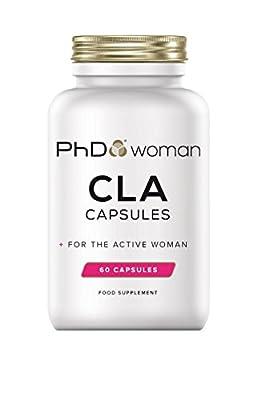 PhD Woman CLA, 60 Softgels
