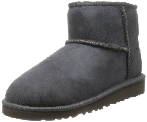 ugg-mini-classic-bottes-classiques-mixte-enfant-gris-grigio-32-eu