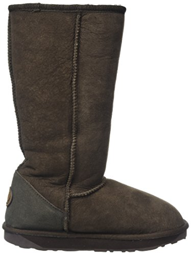 Emu Australia Stinger Hi, Boots femme Marron (Chocolate)