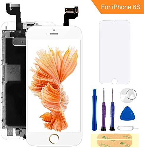 FLYLINKTECH Pantalla para iPhone 6s 4.7 ''