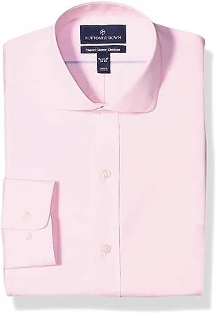 Amazon Brand - Buttoned Down Men's Dress Shirt