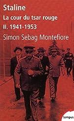 Staline (2) de Simon SEBAG MONTEFIORE