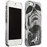 iSkin Zombie Boy Collection Case for iPhone 5/5S - Retail Packaging - Bones