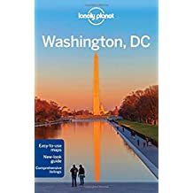 Lonely Planet Washington DC (City Guide)