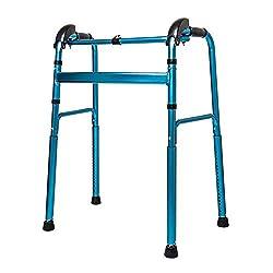TWL LTD-Wheelchairs Walker Assisting The Elderly auf und ab Der Treppe Blue Lower Limb Training Uphill Slope