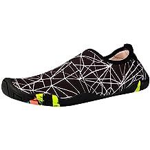 LILICAT✈✈ 2019 New Zapatillas de esnórquel en la Playa para Hombres y Mujeres Zapatos