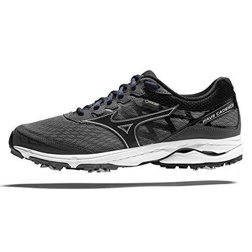 Mizuno , Chaussures de Golf pour Homme - Noir - Noir, 44.5...