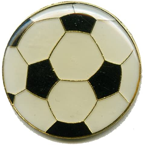 Calcio Soccer calcio EM WM lega spilla in metallo Button 0023