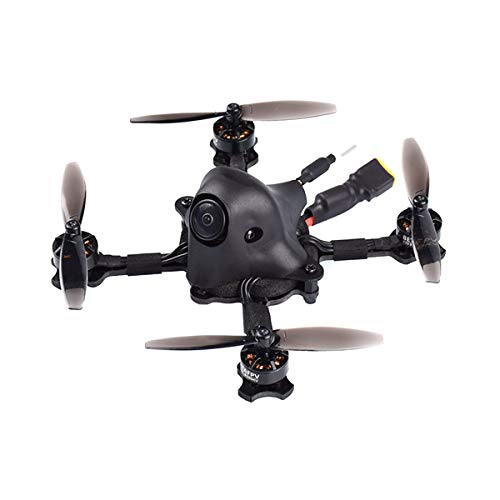 BETAFPV Toothpick HX100 100mm TBS Crossfire 2-3S Racing Whoop Carbon Fiber with F4 AIO 12A FC EOSV2 Camera OSD Smart Audio 0/25/200mW Switchable VTX 1103 8000KV Motor Micro RC Whoop
