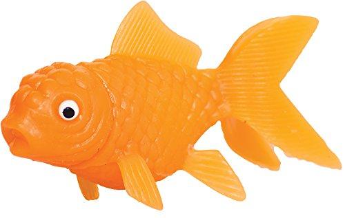 Wasserpistole Squirting Goldfish Badespielzeug Fun - Drücken Sie die Fische und es spritzt