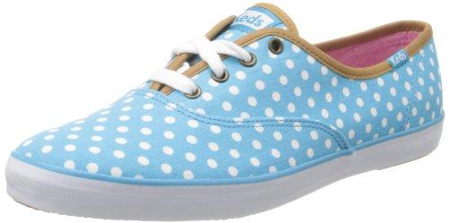keds-donna-champion-dot-canvas-sneakers-blu-41-eu