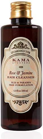Kama Ayurveda Rose & Jasmine Hair Cleanser (Shampoo), 2