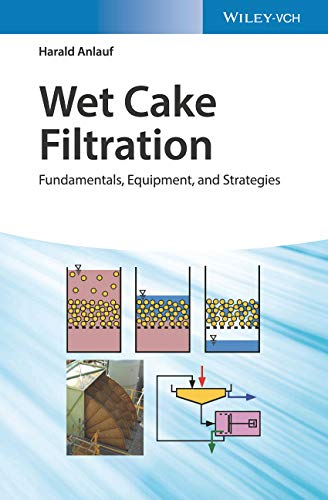Wet Cake Filtration: Fundamentals, Equipment, and Strategies