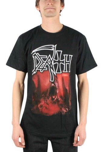 Death - The Sound Of Perseverance Adulto T-Shirt, X-Large, Nero