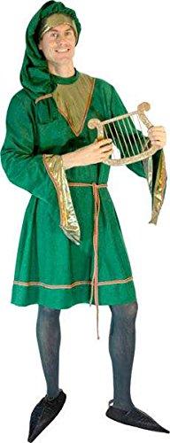 Kostüm troubadour velours, Gr. 50/52-qs (Kostüm De Troubadour)