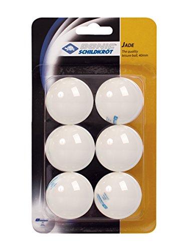 MTS Sportartikel 710 Tischtennisball Jade 6er Pack