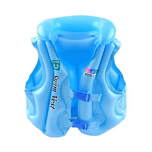 Gyratedream Kinder Float Schwimmhilfe Sicherheit Float Aufblasbare Schwimmweste Schwimmweste Schwimmhilfe Weste für Kinder