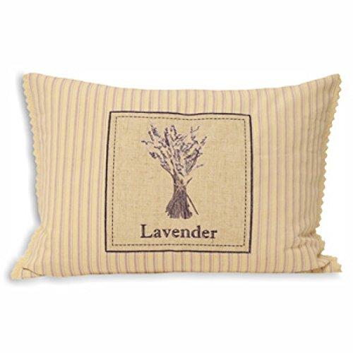 Paoletti Secret Lavendel Boudoir Kissenbezug, lila, 35x 50cm