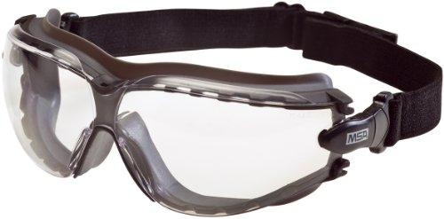 MSA Altimeter Hybrid-Schutzbrille - Korbbrille mit Beschichtung gegen Beschlagen und Kratzen - Motorradbrille