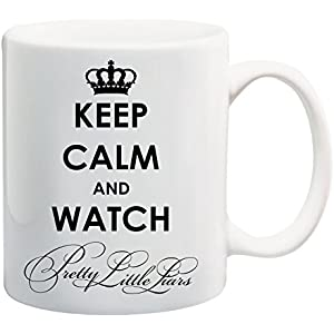 Bedruckte Tasse mit Motiv Pretty Little Liars Motivtasse Kaffeebecher Kaffeetasse