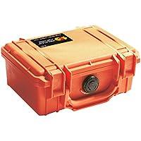 Pelican 1120-000-150 Naranja - Caja (Naranja, 206 mm, 167 mm, 90 mm, 560 g, 184 x 121 x 78 mm)