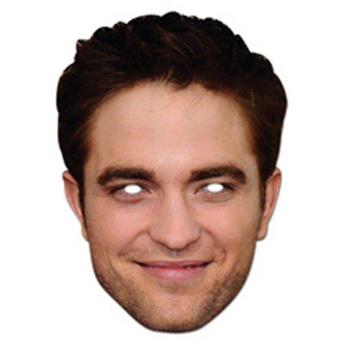 Robert Pattinson Mask (Masque/Coiffe