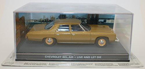 Diorama CHEVROLET BEL AIR or James Bond Film