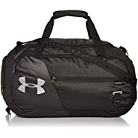 Under Armour Undeniable Duffel 4.0, Medium (M) Sports Holdall, Gym Bag for Training with Shoulder Strap, Duffle Bag