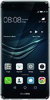Huawei P9 Smartphone débloqué 4G (32 Go - Ecran : 5,2 pouces - Android 6.0 Marshmallow) Gris