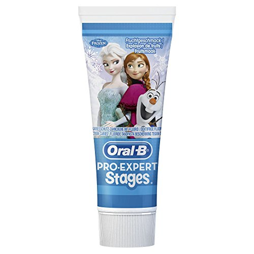 Oral-B Pro-Expert Stages Zahnpasta mit Figuren aus Disneys