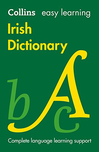 Easy Learning Irish Dictionary (Collins Easy Learning)