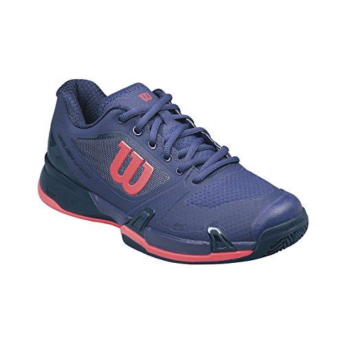 Wilson Damen Wrs323040e050 Tennisschuhe, Mehrfarbig (Multicolor/Astral Aura/Evening Blue/Fiery Cora), 38 2/3 EU