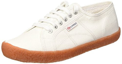 Superga 2750 NAKED COTU - Sneakers basses femme Blanc (Weiß)