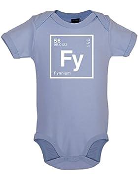 Fynn Periodensystem - Baby-Body - 7 Farben - 0-18 Monate