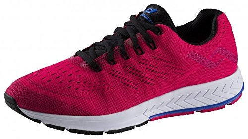 Pro Touch Run Scarpe di Oz 2.0 W rot/schwarz/blue royal