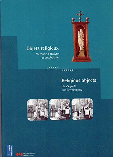 Objets religieux : méthode d'analyse et vocabulaire par Collectif