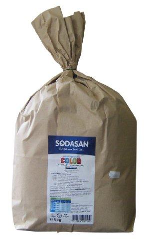 SODASAN Color Compact Waschpulver 5 Kg