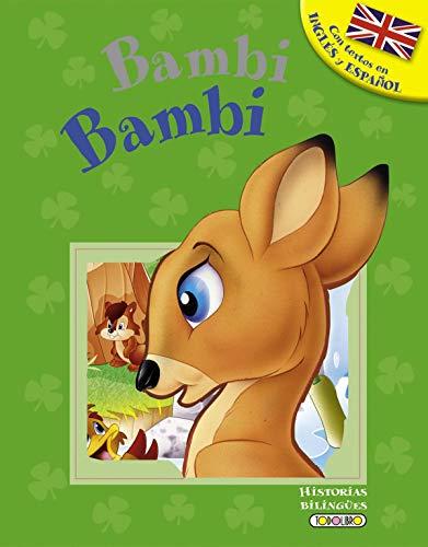 Bambi - Bambi (Historias bilingües)
