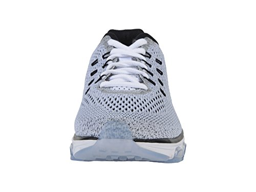 Nike Womens Air Max Tailwind 8 White/Black Running Shoe 5.5 Women US