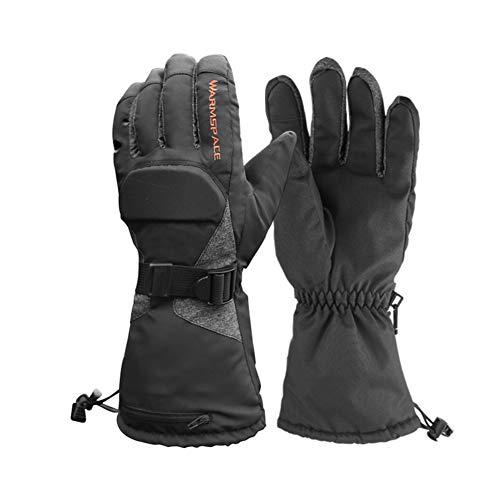 Breeezie Motorrad elektrische warme Winter beheizte Handschuhe zum Reiten Ski Radfahren
