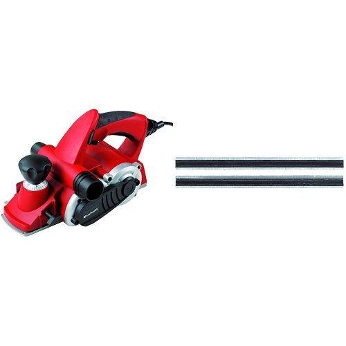 Einhell TE-PL 850 - Cepillo Eléctrico + Cuchillas